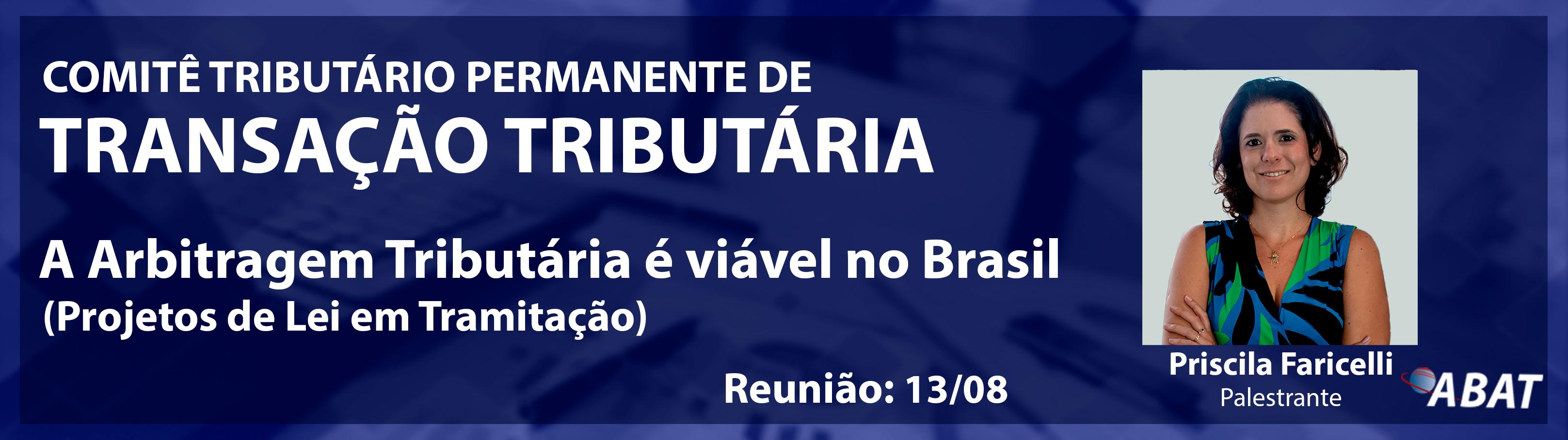 BANNER-PALESTRANTE-PRISCILA-COMITÊ-TRIBUTÁRIO-PERMANENTE-DE-TRANSAÇÃO-TRIBUTÁRIA